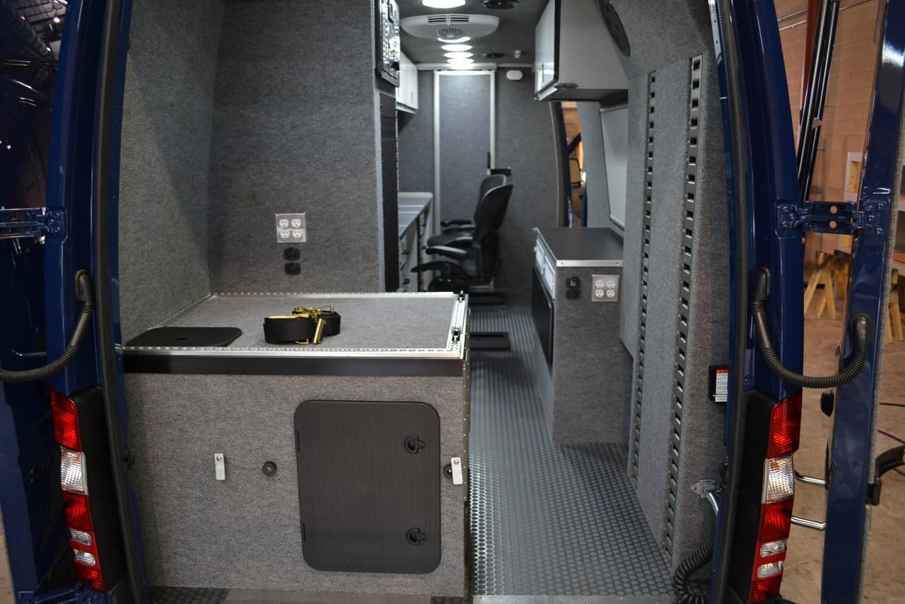 Communications Amp Public Safety 2 Commercial Van