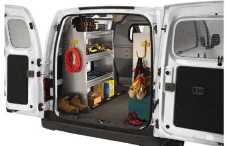 Chevrolet City Express Contractor Package