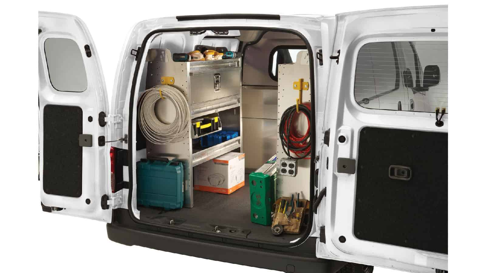Chevrolet City Express Electrician Package