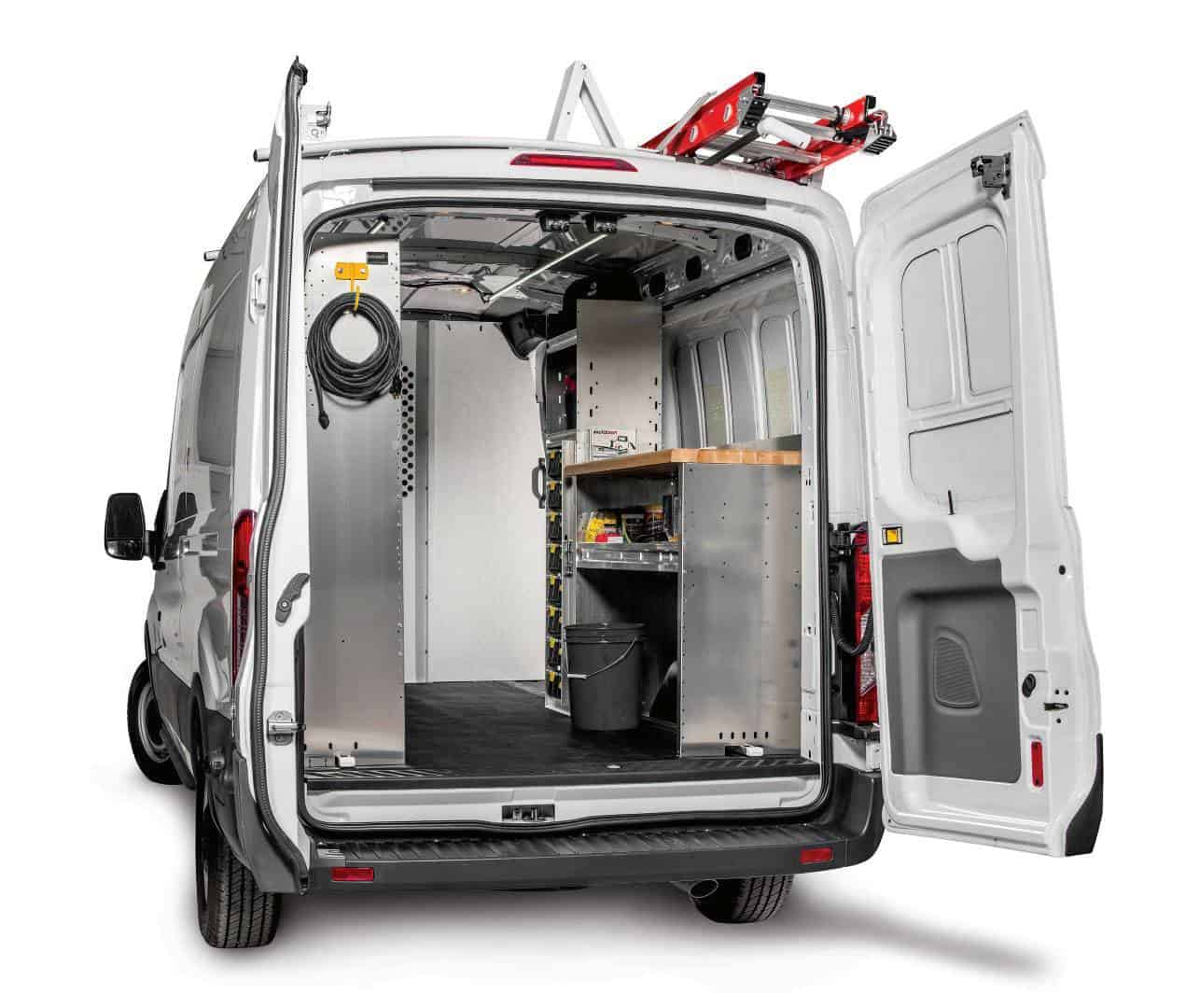 Ford Transit Electrician Package
