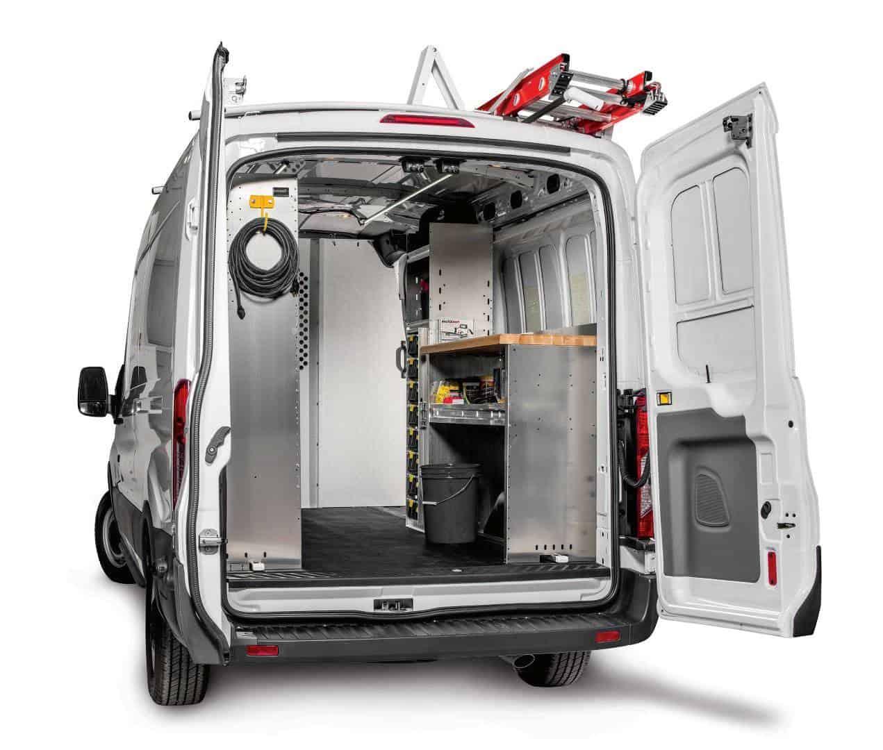 Mercedes Of Atlantic City >> Ranger Design Custom Van Shelving   Commercial Van Solutions LLC