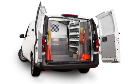 Mercedes-Benz Metris Van Deluxe Electrical Package