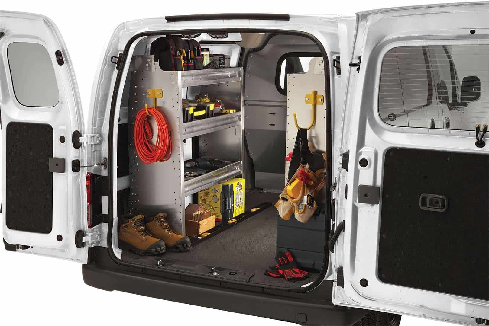 Nissan NV Deluxe Contractor Package