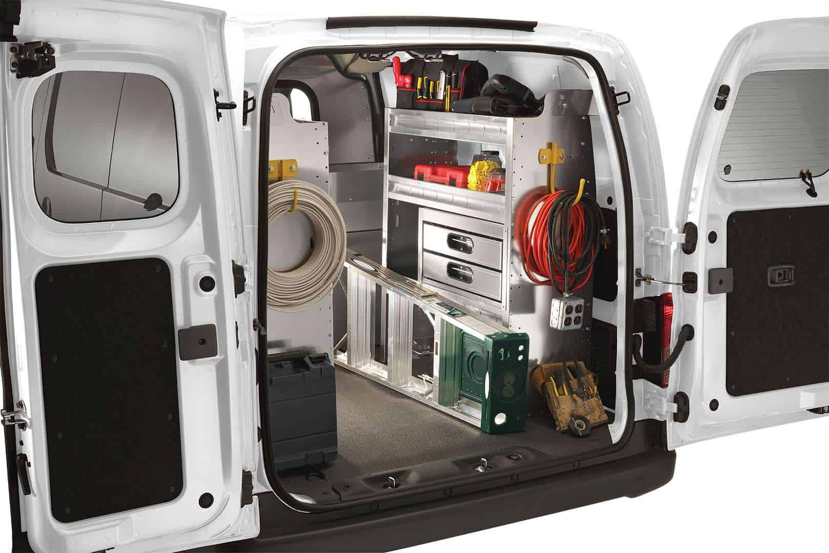 Nissan NV Deluxe Electrician Package