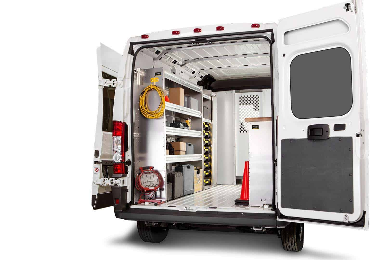 Dodge RAM ProMaster Van Electrical Package