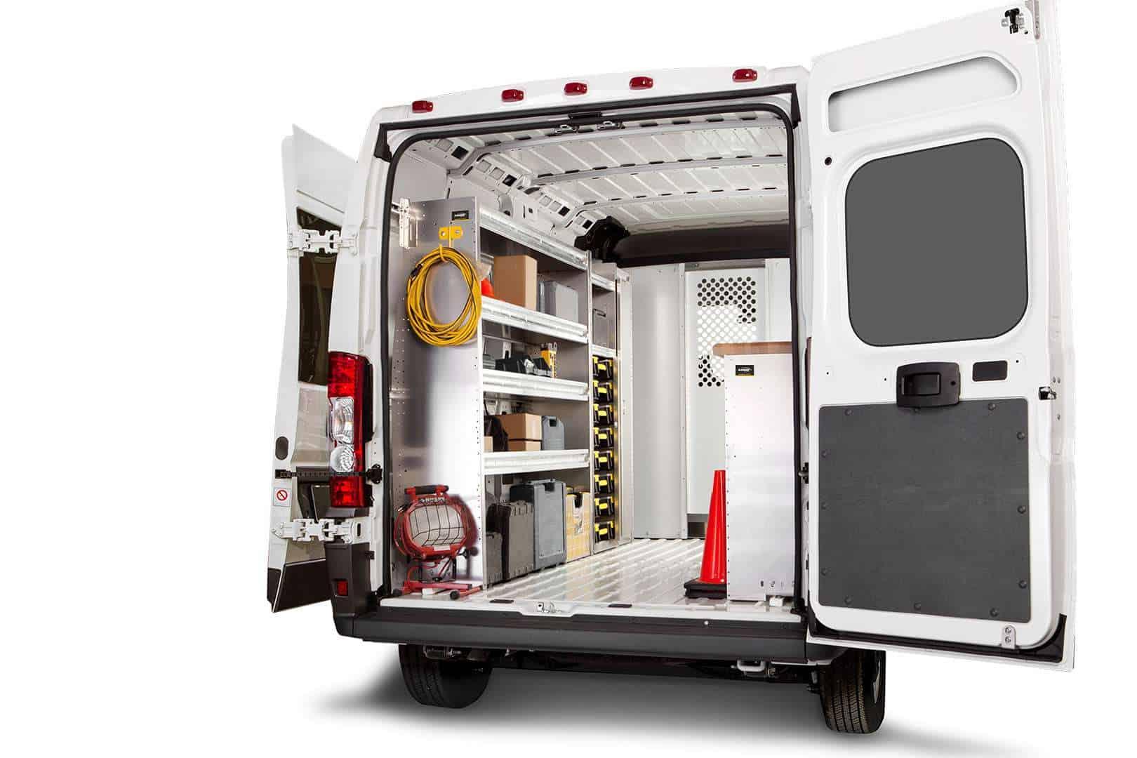 Dodge RAM ProMaster Van Electrical Package