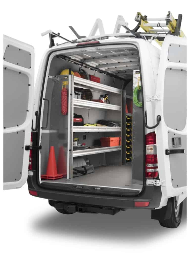 Mercedes-Benz Sprinter Van Contractor Package