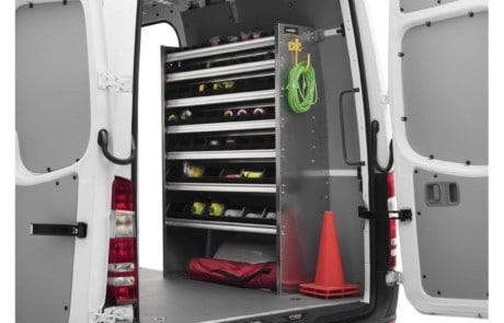 Mercedes-Benz Sprinter Van Contractor Package