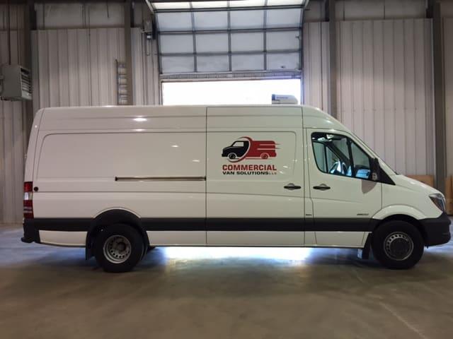 Vans For Sale Commercial Van Solutions Llc