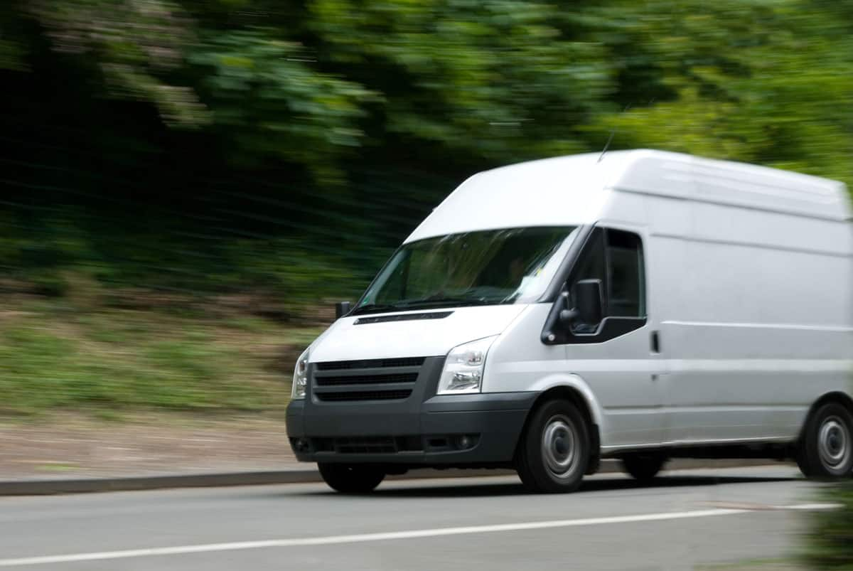 custom municipal renting a van