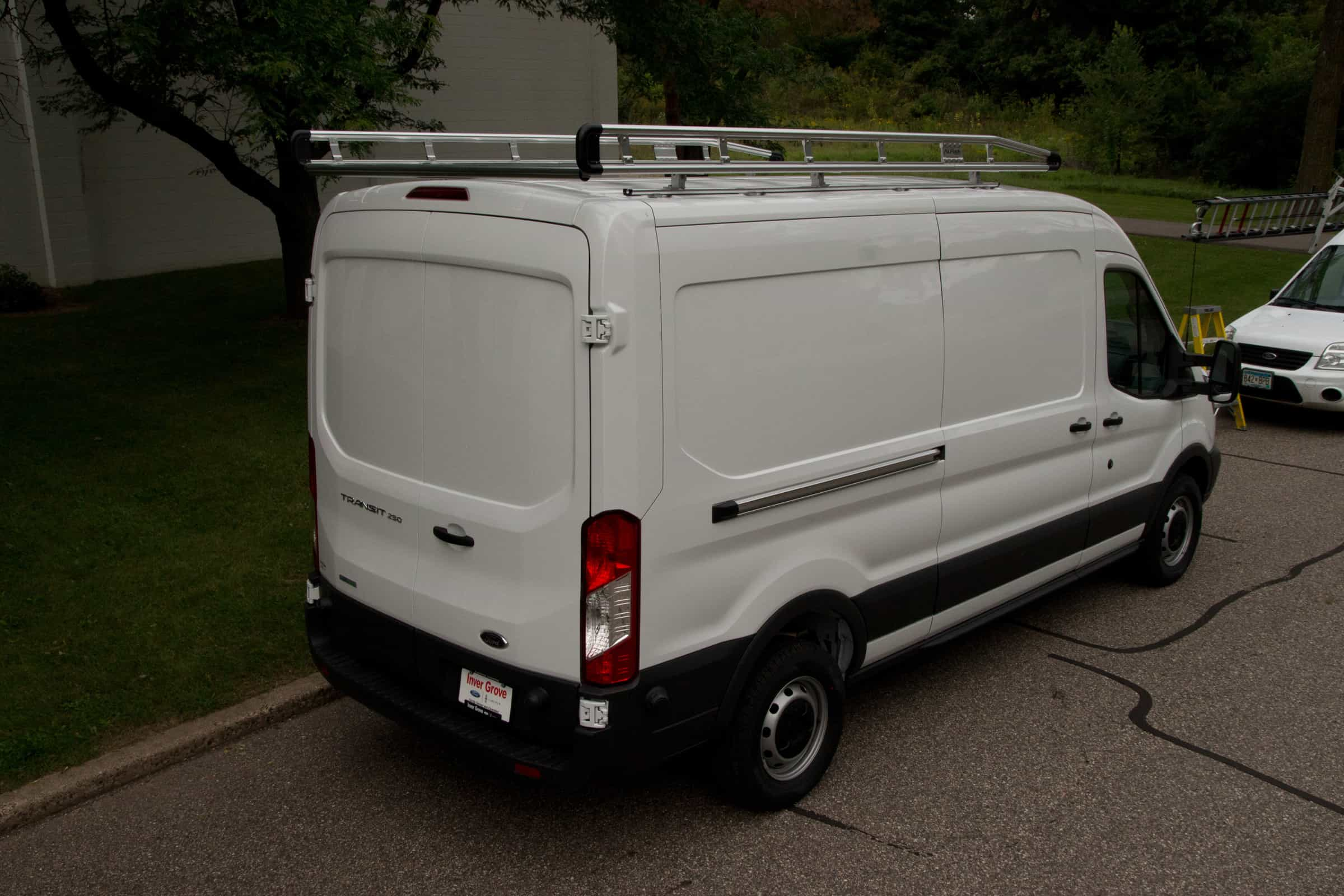 Custom Ladder Racks For Vans Commercial Van Solutions Llc