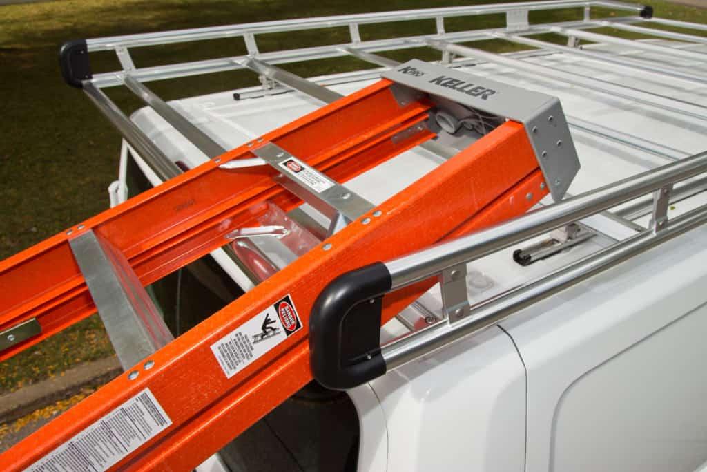 Custom Ladder Racks For Vans Commercial Van Solutions Llc