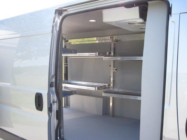 van shelving ideas