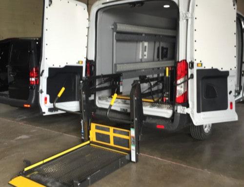 Medical Delivery Van (United Medical Systems)