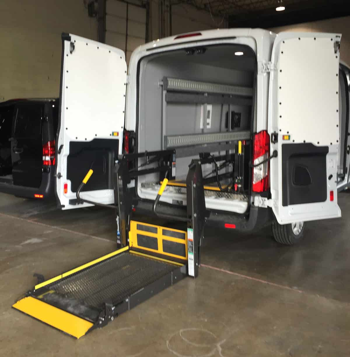 Medical Delivery Van United Medical Systems Commercial