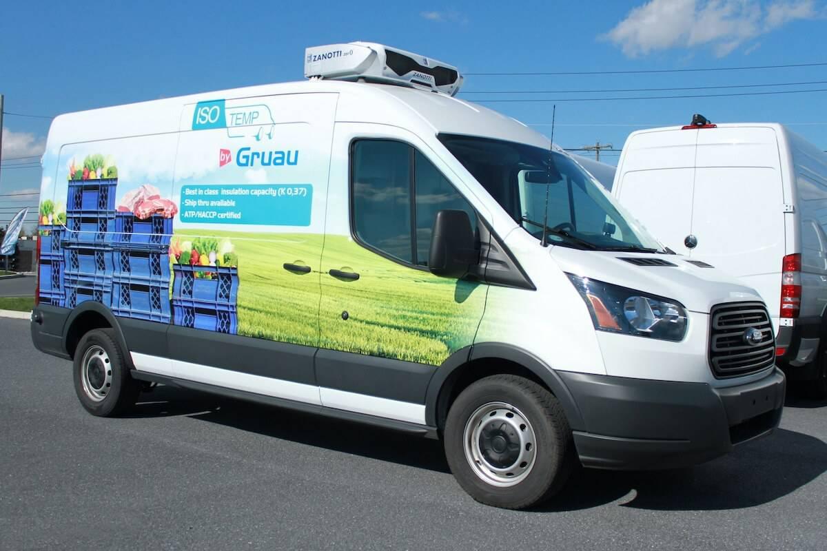 d522579d4b68 Custom Refrigerated Vans