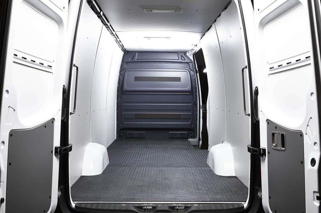 ladder racks for vans