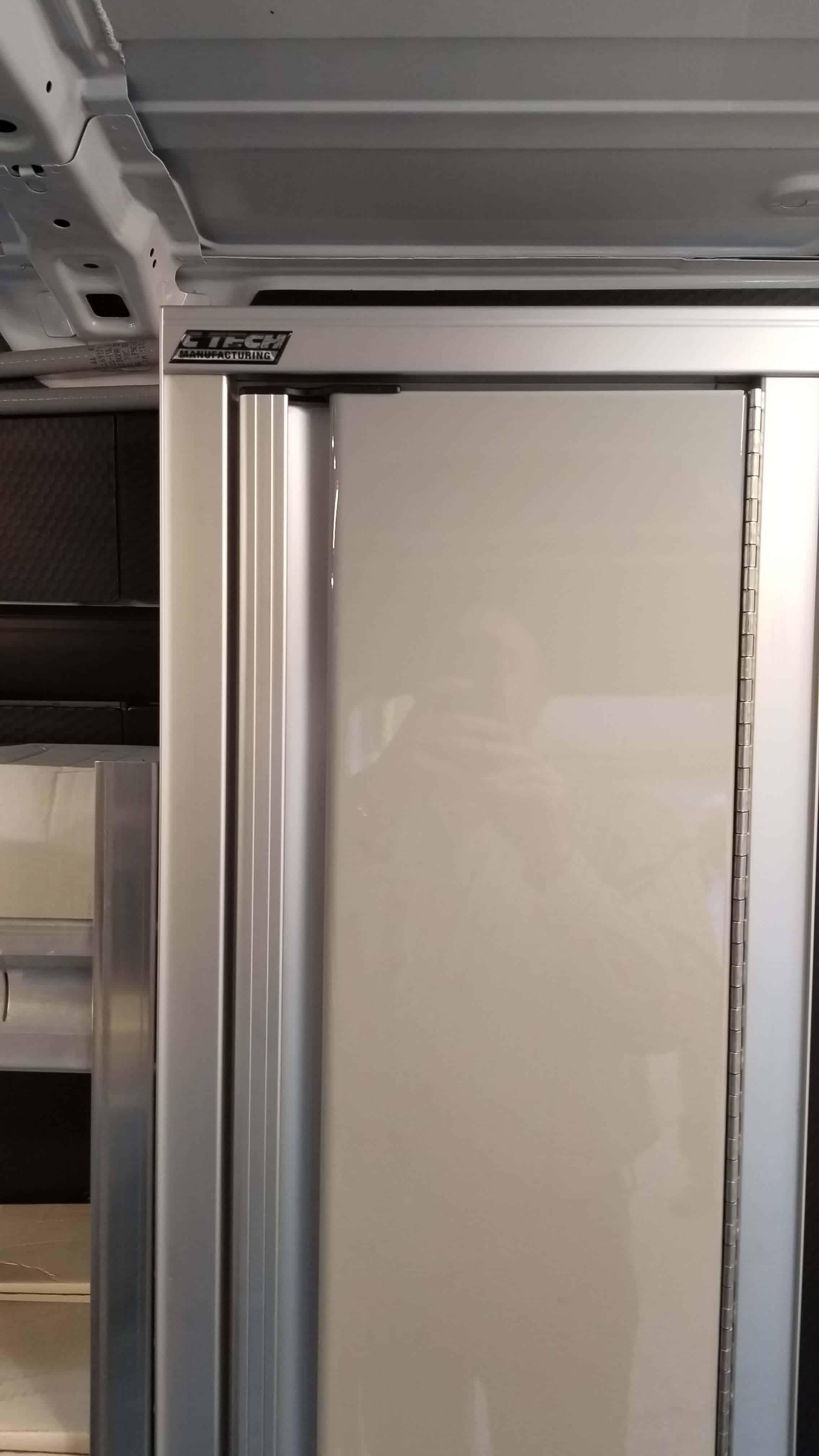 C-Tech Van Cabinets