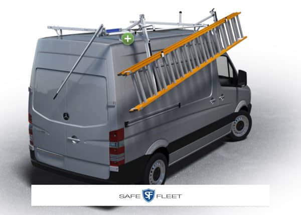sprinter van ladder rack
