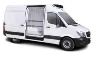 refrigerated sprinter van