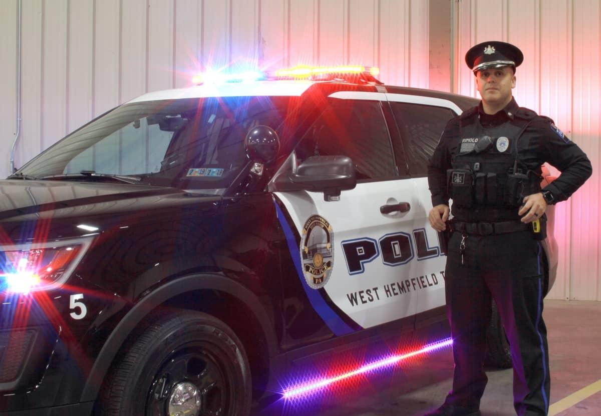 west hempfield township police suv
