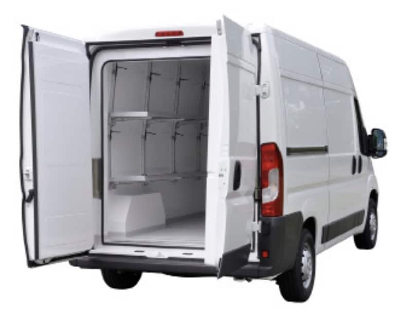 refrigerated sprinter van