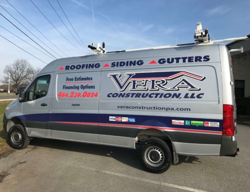 Contractor Van Upfit for Vera Construction