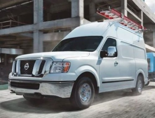 3 Reasons a Nissan Commercial Van Is Right for You