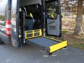 abilitrax wheelchair van